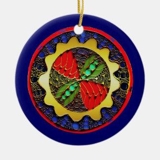 Christmas gems christmas ornaments
