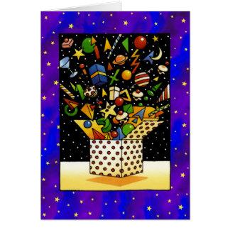Christmas Gift Box Cards