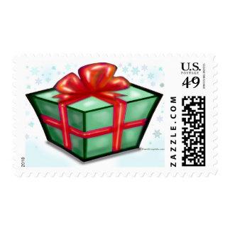 Christmas Gift Box Postage