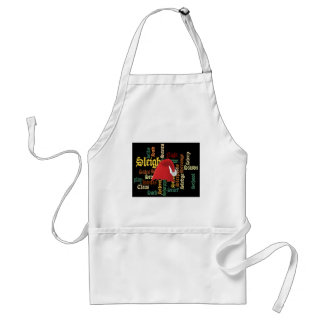 Christmas gift Have a Nice Day & a Better Night Adult Apron