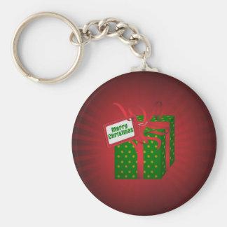 Christmas Gift Keychain