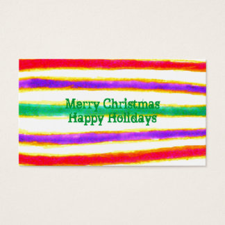 Christmas Gift or Place Card