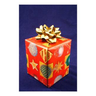 Christmas gift photo print