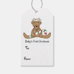 Christmas Gift Tags/baby's 1st Christmas Gift Tags