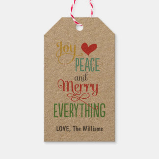 Shop Gift Tags