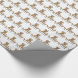 Christmas Gift Wrap/Baby's 1st Christmas Wrapping Paper