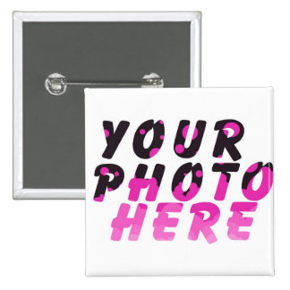 CHRISTMAS GIFTS CREATE YOUR OWN PHOTO BUTTON