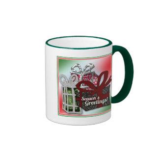 Christmas gifts design coffee mug