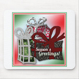 Christmas gifts design mouse pads