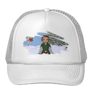 Christmas gifts for baby and me 1 trucker hat