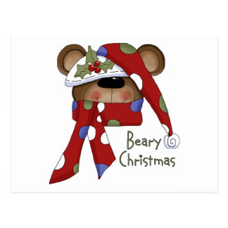 Christmas Gifts For Kids Postcard