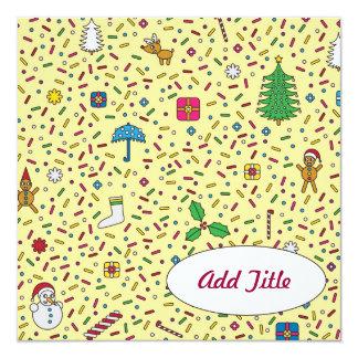 Christmas Gifts - Greeting Card / Invitation