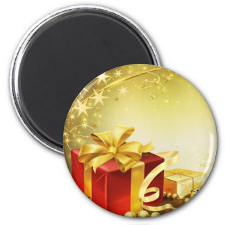 Christmas Gifts Magnet