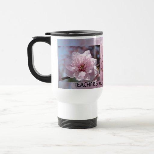 CHRISTMAS GIFTS TEACHERS Blossoms Everyday Heroes! Coffee Mug
