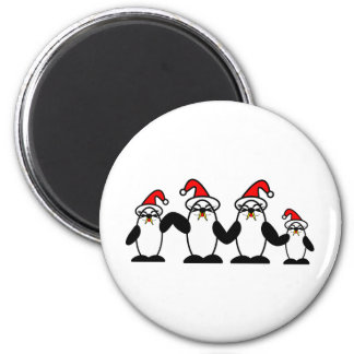 Christmas Gifts: Walrus Refrigerator Magnets