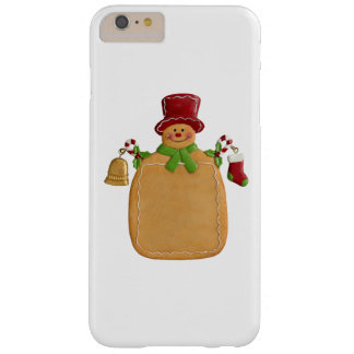 Christmas Ginger Bread Man iPhone 6 Case
