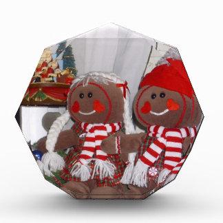 Christmas Gingerbread Couple Award