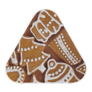 Christmas Gingerbread Holiday Cookies Speaker