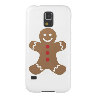 Christmas Gingerbread Man Case For Galaxy S5