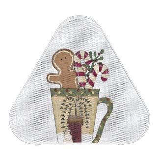 Christmas Gingerbread Speaker