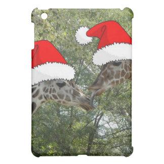 Christmas Giraffes Cover For The iPad Mini