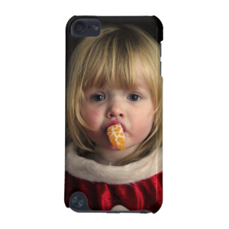Christmas girl - christmas child - cute girl iPod touch 5G cover
