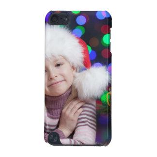 Christmas girl - little girl - christmas child iPod touch 5G case