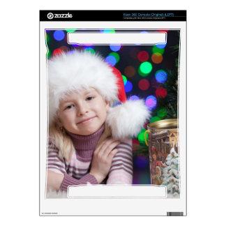 Christmas girl - little girl - christmas child skin for xbox 360