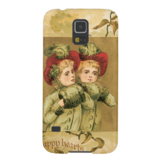 Christmas Girls Case For Galaxy S5