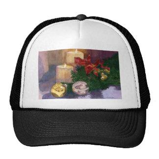 Christmas Glow Trucker Hat