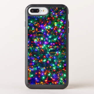 Christmas Glowing Lights Speck iPhone Case