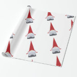 "Christmas Gnome Wrapping Paper<br><div class=""desc"">Christmas Gnome Wrapping Paper</div>"