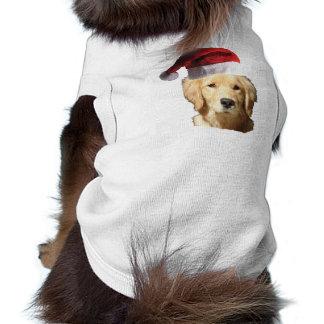 Christmas Golden Retriever Shirt