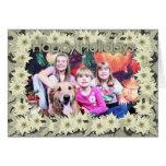 Christmas - Golden Retriever - Wrigley Greeting Card