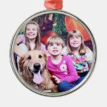 Christmas- Golden Retriever - Wrigley Christmas Tree Ornaments