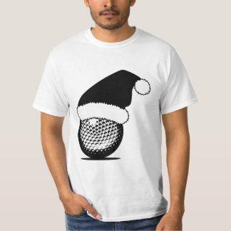 Christmas Golf Ball T-Shirt