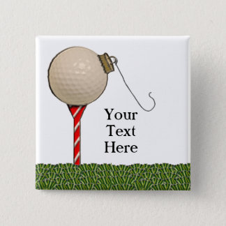 Christmas Golf Gift Ideas Button