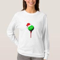 Christmas golf T-Shirt