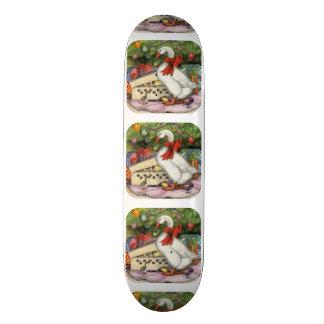 Christmas Goose Skateboards