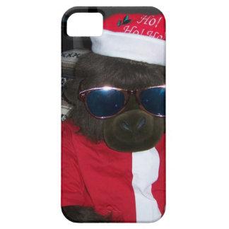 Christmas Gorilla Santa Claus iPhone 5 Cover