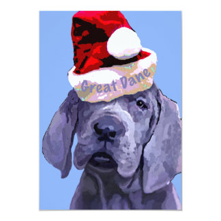 Christmas Great Dane 10pk cards