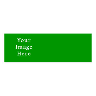 Christmas Green Retro Color Trend Blank Template Business Cards
