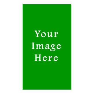Christmas Green Retro Color Trend Blank Template Business Card Template