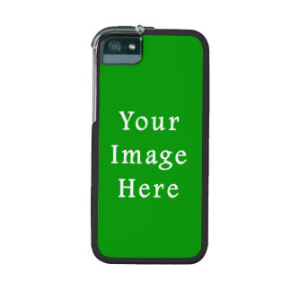 Christmas Green Retro Color Trend Blank Template iPhone 5/5S Case