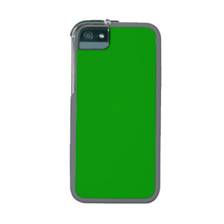 Christmas Green Retro Color Trend Blank Template iPhone 5 Cover