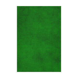 Christmas Green Solid Holiday Color Background Canvas Print