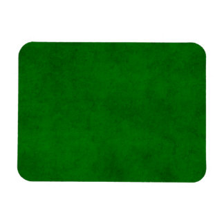 Christmas Green Solid Holiday Color Background Rectangular Photo Magnet