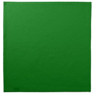 Christmas Green Velvet Napkin