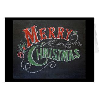 Christmas Greeting Card/Merry Christmas Card