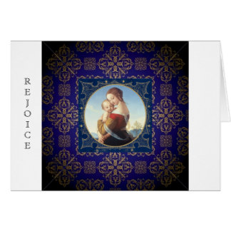 Christmas greeting card Religious